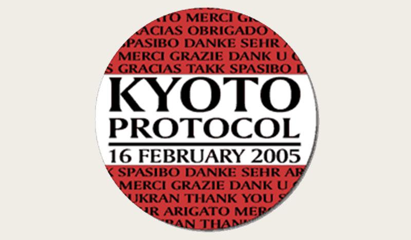 Entenda o Kyoto Protocol